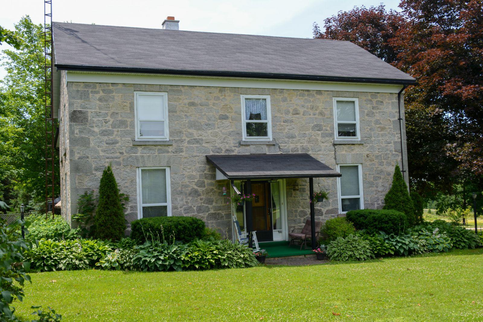 1869 Stone Farmhouse